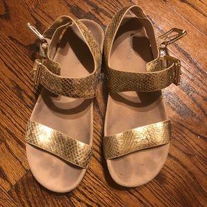 Michael kors sandals size 8.5